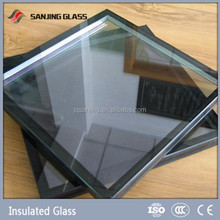 round insulated glass panels for boat