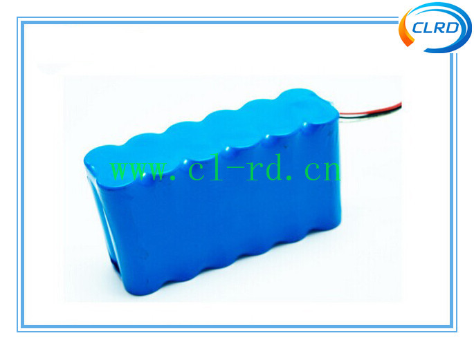 Battery Packs High Capacity with Full Protection li-ion 4s3p 14.8v 6600mah 18650 battery pack