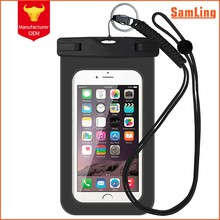 China Manufacture Cheap Wholesale Waterproof Bag for Mobile