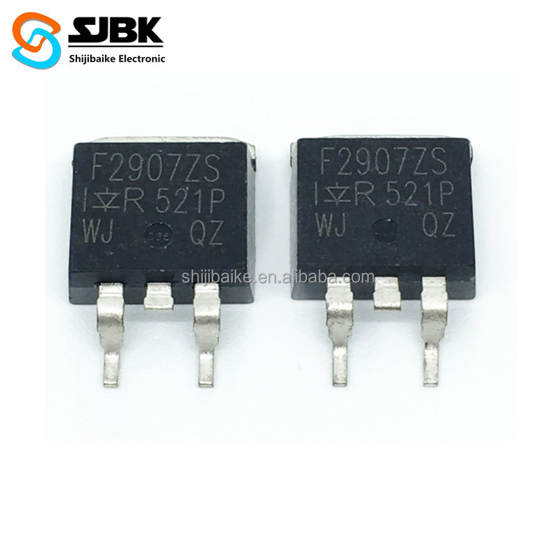 Electronic Components IRF2907ZSPBF HEXFET N-Channel Power MOSFET IC Price