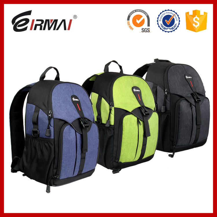waterproof polyester folding camera bag