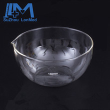 150mm glass evaporating dish&pan&basins