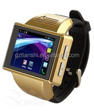Hotsale Model S5 2G Android Smart Watch Phone with WIFI, camera, GPS