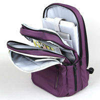2014 fashion new design nylon lady laptop bag, mochila infantil