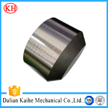aluminium block for machining stainless steel machine part sleeve coupling