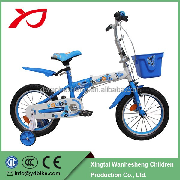 "12""-20"" inch colorful kids training bike/child used bicycle"
