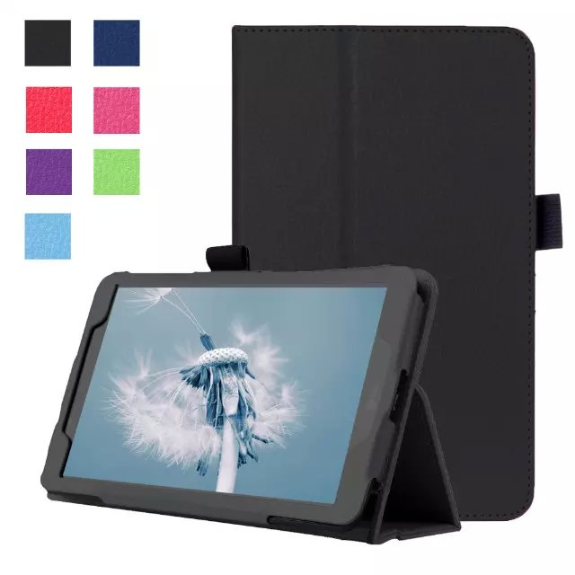 Lychee pattern Magnetic Flip Stand Leather Cover Case For LG G PAD 2 8.0inch
