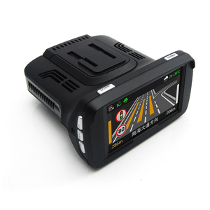1920*1080(30P) resolution car video recorder GPS with warning system and driving recorder