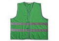 Cheap wholesale green safety vest reflective vest factory CE standard