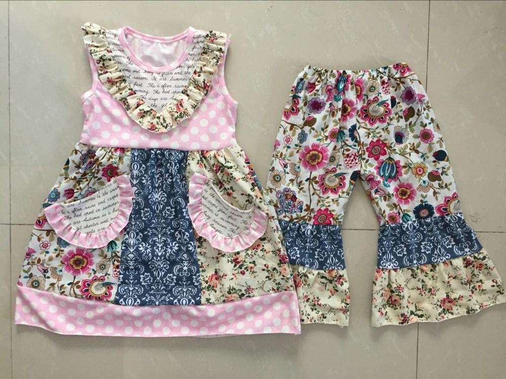Smocked Children Clothing Wholesale Spring Children's ...