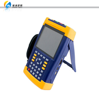 0.05 class Portable Three Phase Energy Meter testing equipment