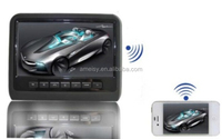 3g 4g car headrest monitor player with WIFI