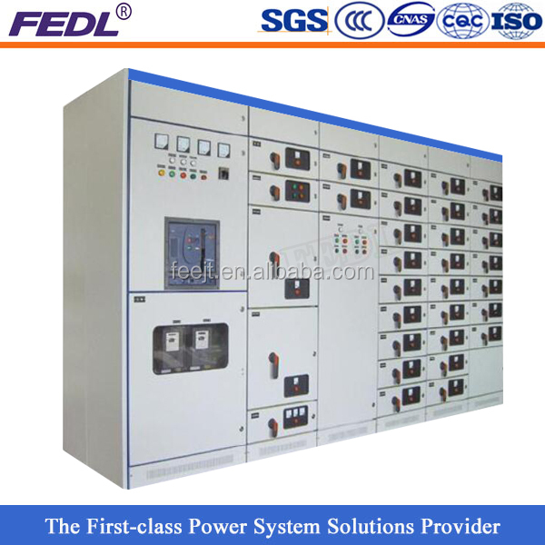 GCS low voltage withdrawable type AC switchgear