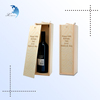 Customer disign screen printing wood wine packaging