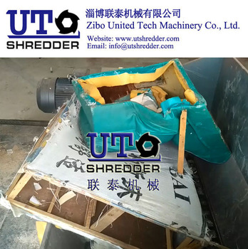 furniture shredder/Double Shaft Shredder / Twin Shaft Shredder / Two Rollers Shredder/ wood Shredder