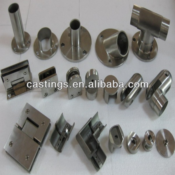 Stainless Steel Precise Castings and Machining of Hinges