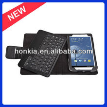 The Newest Leather Case Keyboard for Samsung Galaxy Tab 3 7inch P3200
