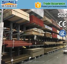 Single Side Shelving system, Cantilever Storage Racking(CR019)