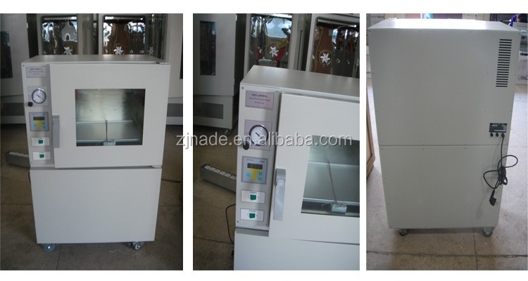 Nade Lab Drying Equipment Ce Marked Lab Scientific Equipment Sign type Vacuum Oven DZG-6090D +10-250C 90L