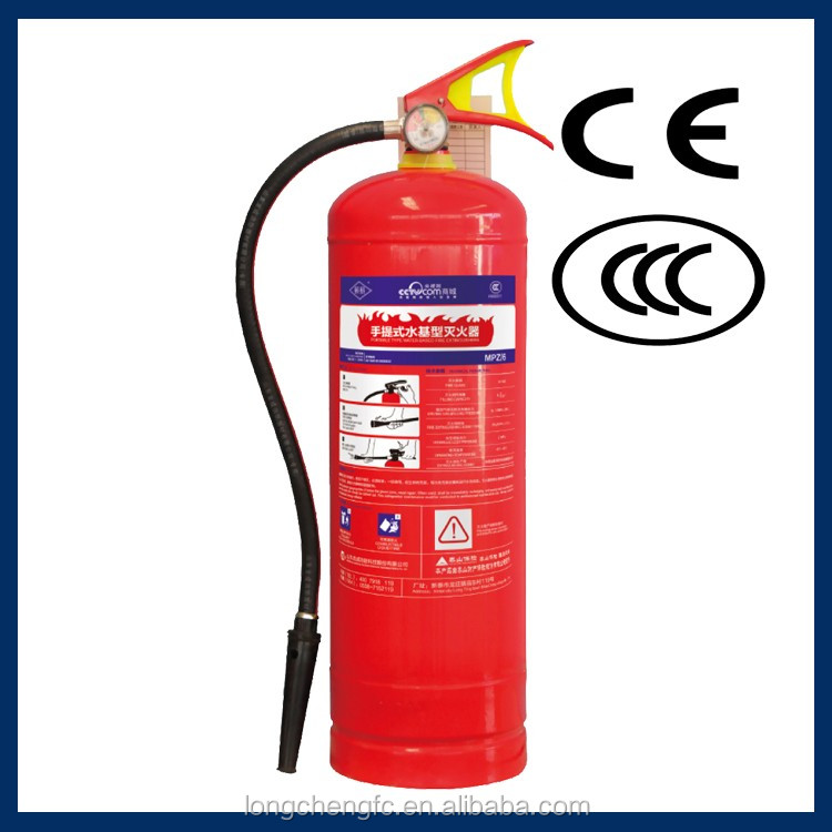 high-efficiency strore pressure foam fire extinguisher new product