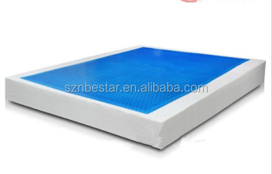 2016 China Top Sale Cooling Memory Pad Mattress for Home Furniture