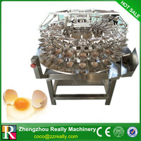 Bakery equipment stainless steel egg breaker and separation machine with high efficiency supplier