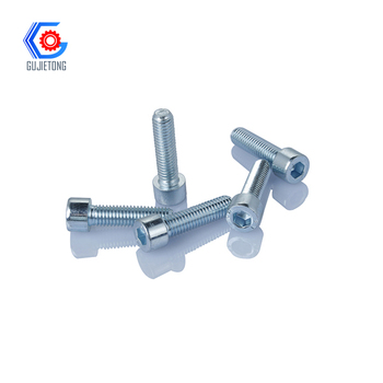 hex socket furniture screws and bolts