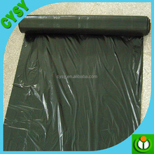 20-70 micron agricultural plastic pe mulch covering film/black mulch film with low price