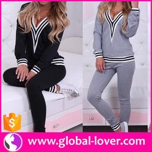Wholesale Different Kinds of Cheap Tracksuit Fitness Sports Wear Women