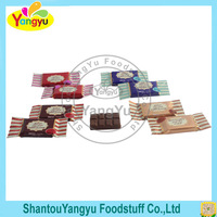 Hot sale customized sweet delicious bulk chocolate block