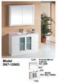 hot sale Basin Cabinets wash basin with mirror