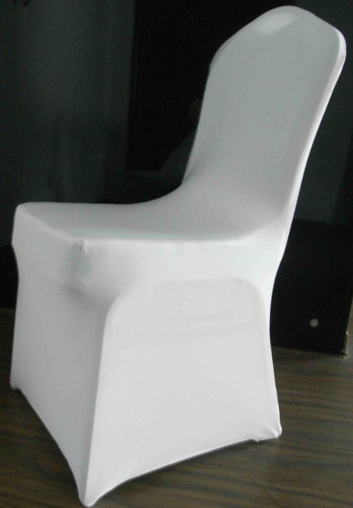 Wholesale white cheap chair cover for wedding