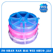 custom various plastic container at low price
