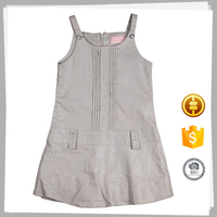 wholesale alibaba High quality Casual Dyed girl dress