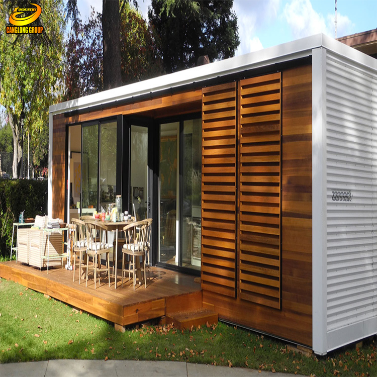 Low cost portable expandable container homes best price