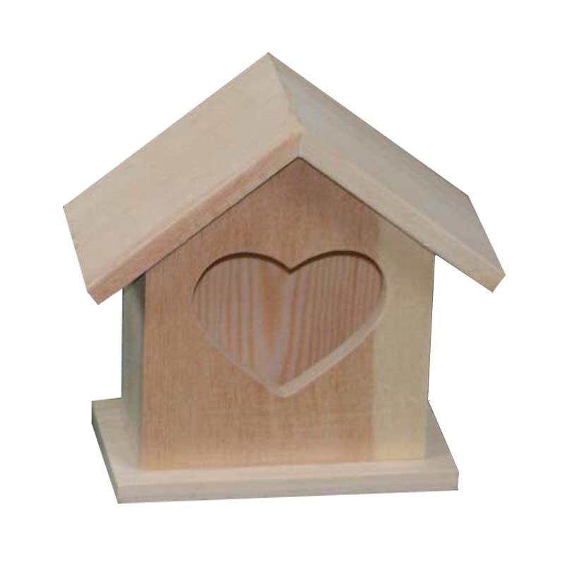 alibaba china hot sale wooden bird house,make wooden bird cage