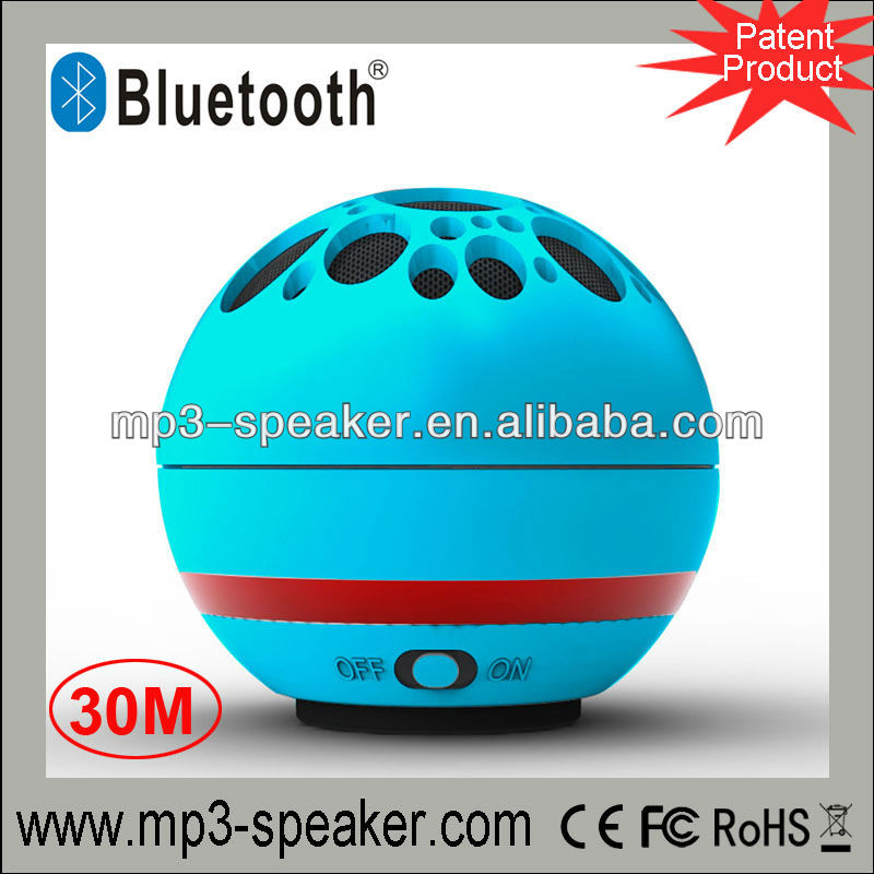 high quality audio mini outdoor small bluetooth speaker