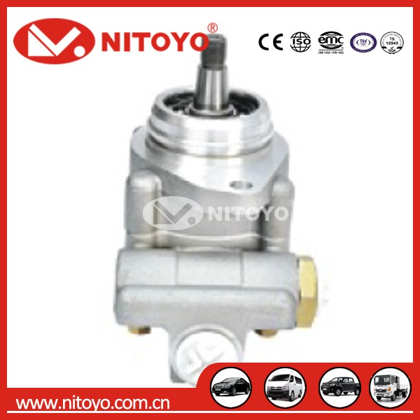 NITOYO Power Steering Pump FOR SCANIA OEM ZF 7685 955 956