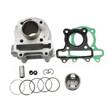 Cheap chinese scooter 39mm GY6 50cc cylinder kits