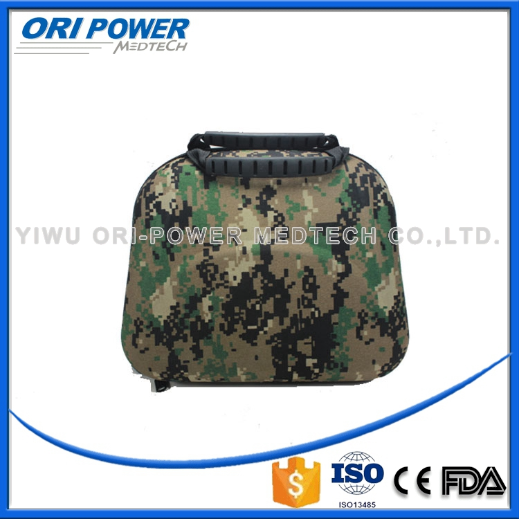 OP CE FDA ISO approved EVA army Jungle field camouflage first aid kit