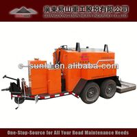 CLYB-1500III trailer asphalt paving hot box