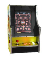 Pac Man Anniversary arcade table top game machine