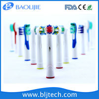 Large-scale China Factory Wholesale High Quality Dental Care Toothbrush Heads For Oral b