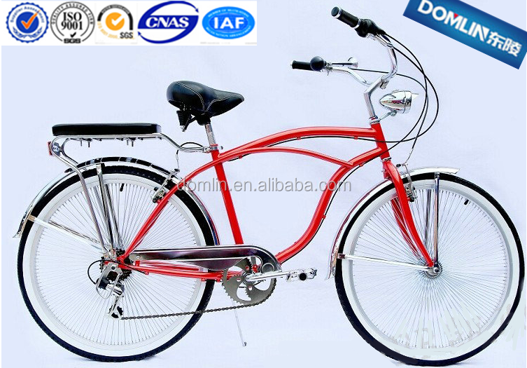 2015 hot sale colorful specialized beach cruiser bike
