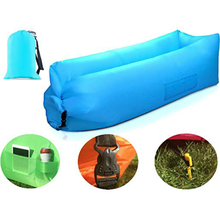 Laybag / Beach Air Sofa / Sleeping Bag Inflatable Sleeping Bag Nylon 210T Fabric
