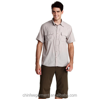 New men fishing shirts dri fit shirts wholesale buy dri for Dri fit fishing shirts