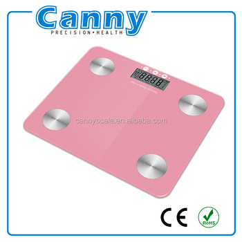 CF470 Body fat monitor body fat scale