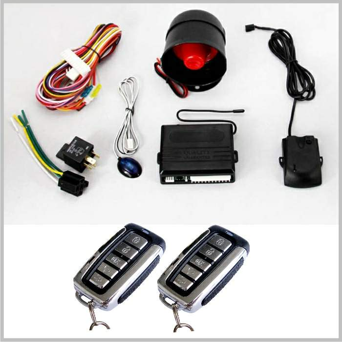 Lixing Car Passive Keyless Entry Security anti-hijacking car alarm system