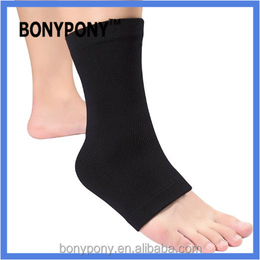 Ankle Foot Brace Compression Support Sleeve Sprains Arthritis Weak Ankles Plantar Fasciitis Good Protector for sports