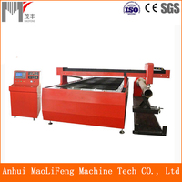 Cheap Plate Table Galvanized Cutting Machine Simple Structure